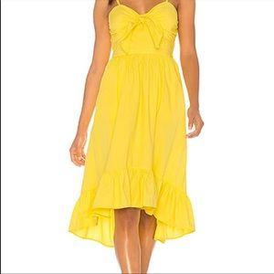 New! Joie | Clorinda Pineapple Yellow Sundress